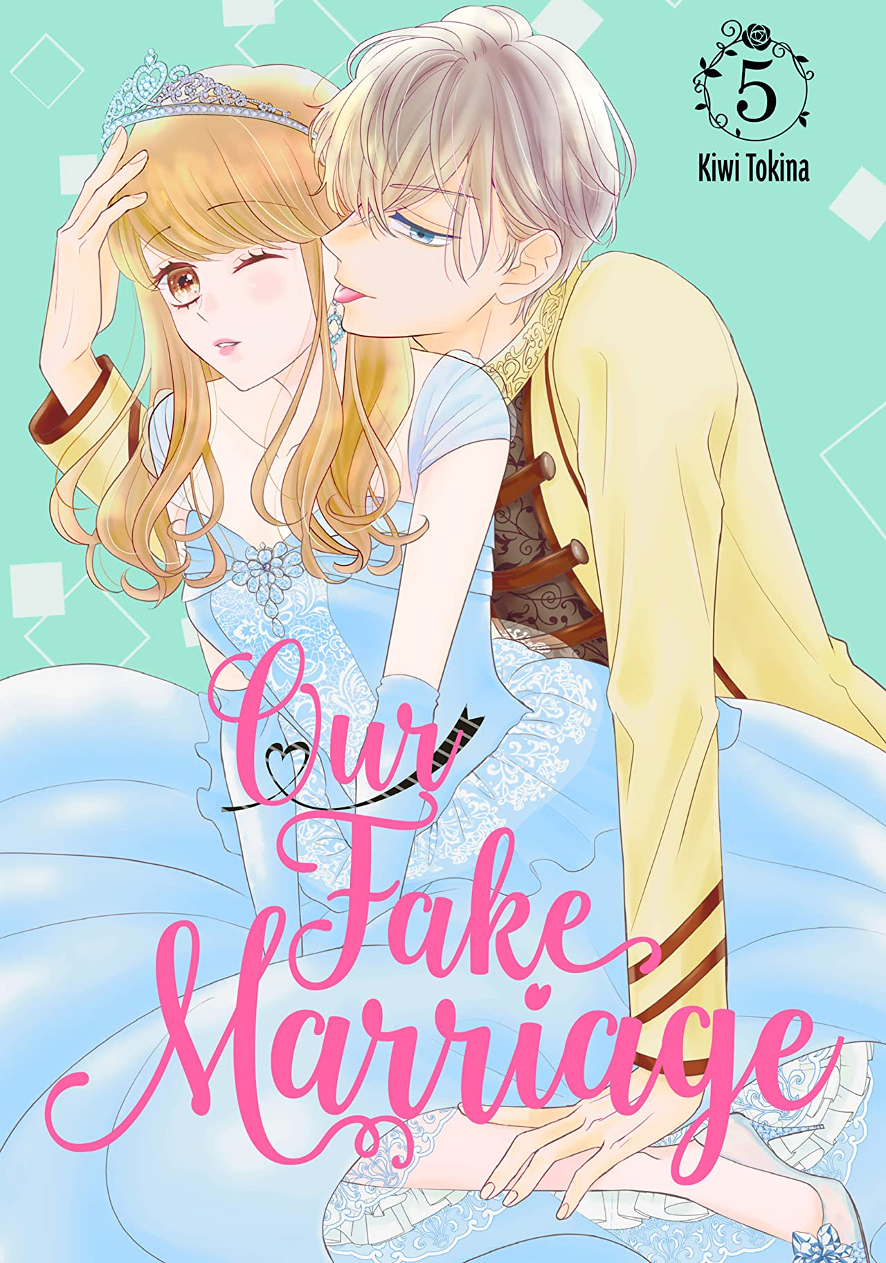 Featured image for Our Fake Marriage Volume 5 Review