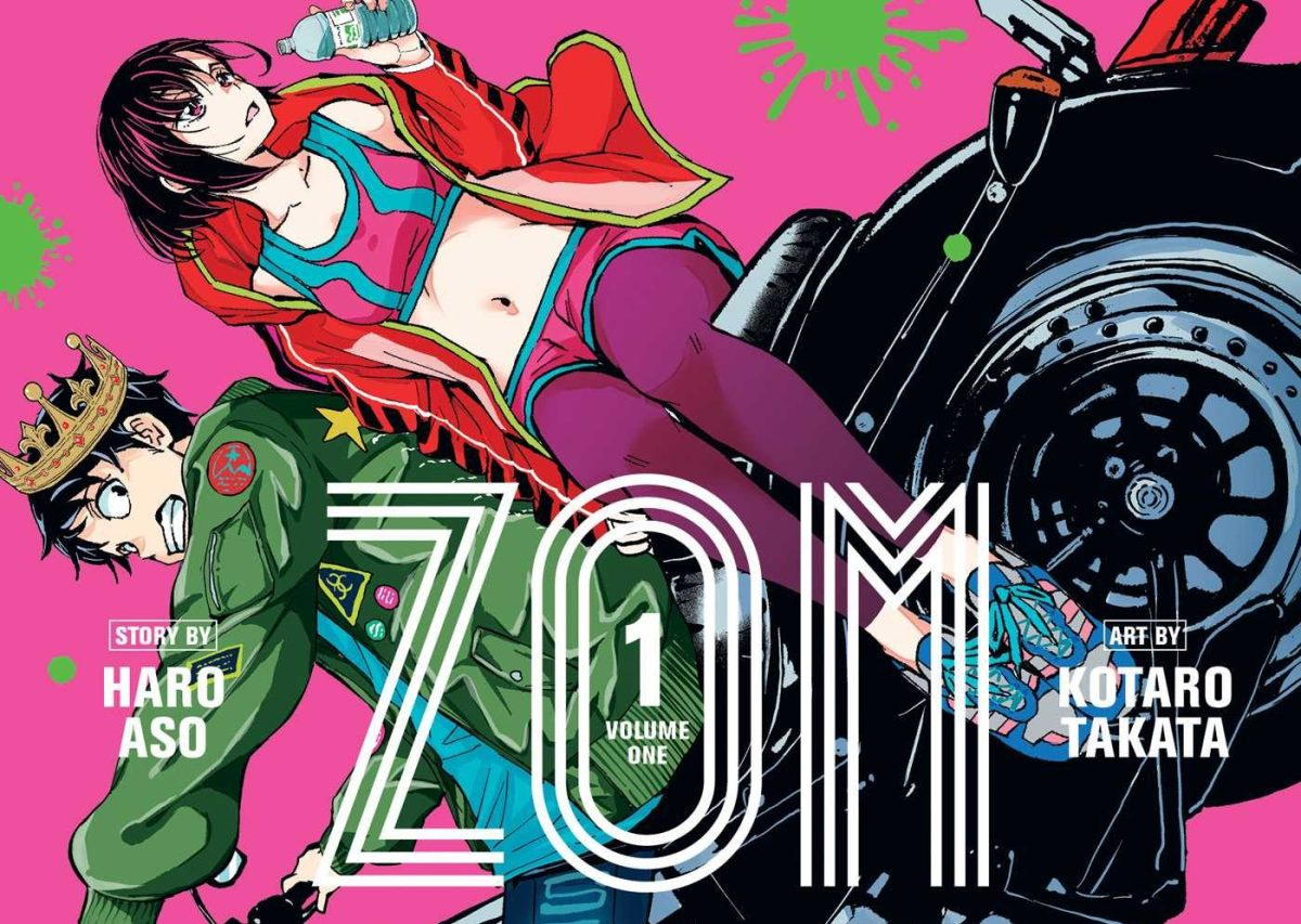 Featured image for Zom 100: Bucket List of the Dead, Vol. 1 (Review)