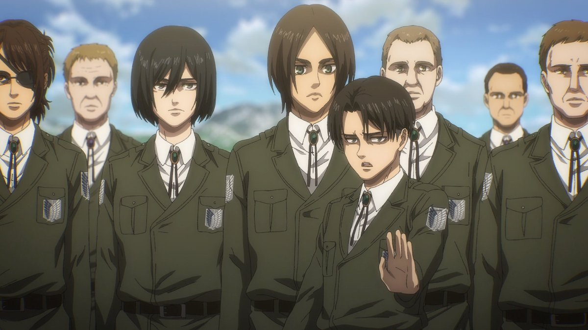 Featured image for The Courtesy You Expect – Attack on Titan Season 4 Episode 10 Review