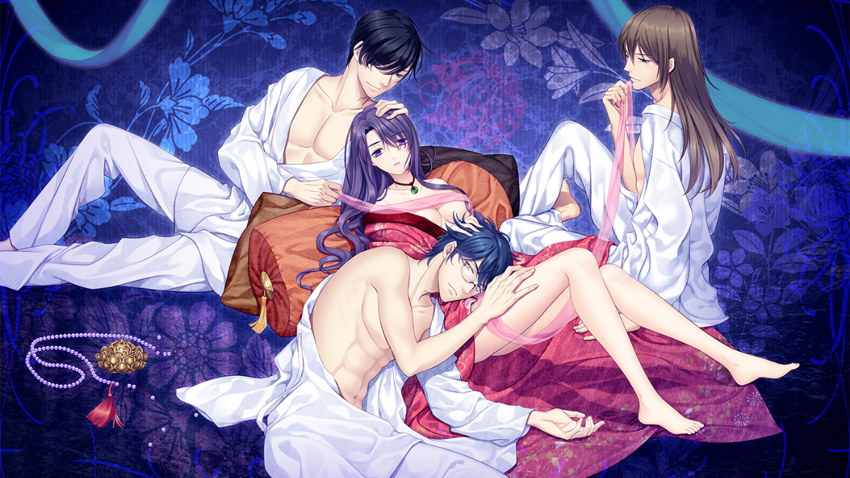 Featured image for Lost in Secular Love Review – Forbidden Romance with Sexy Monks
