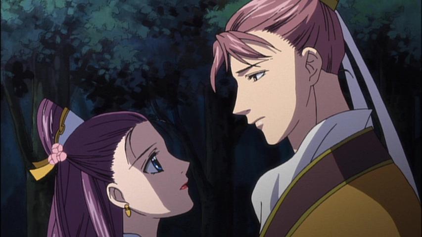 Featured image for Saiunkoku Monogatari Episode 34