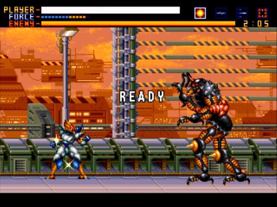Featured image for Epsilon-Eagle (Alien Soldier) for Super Smash Bros.