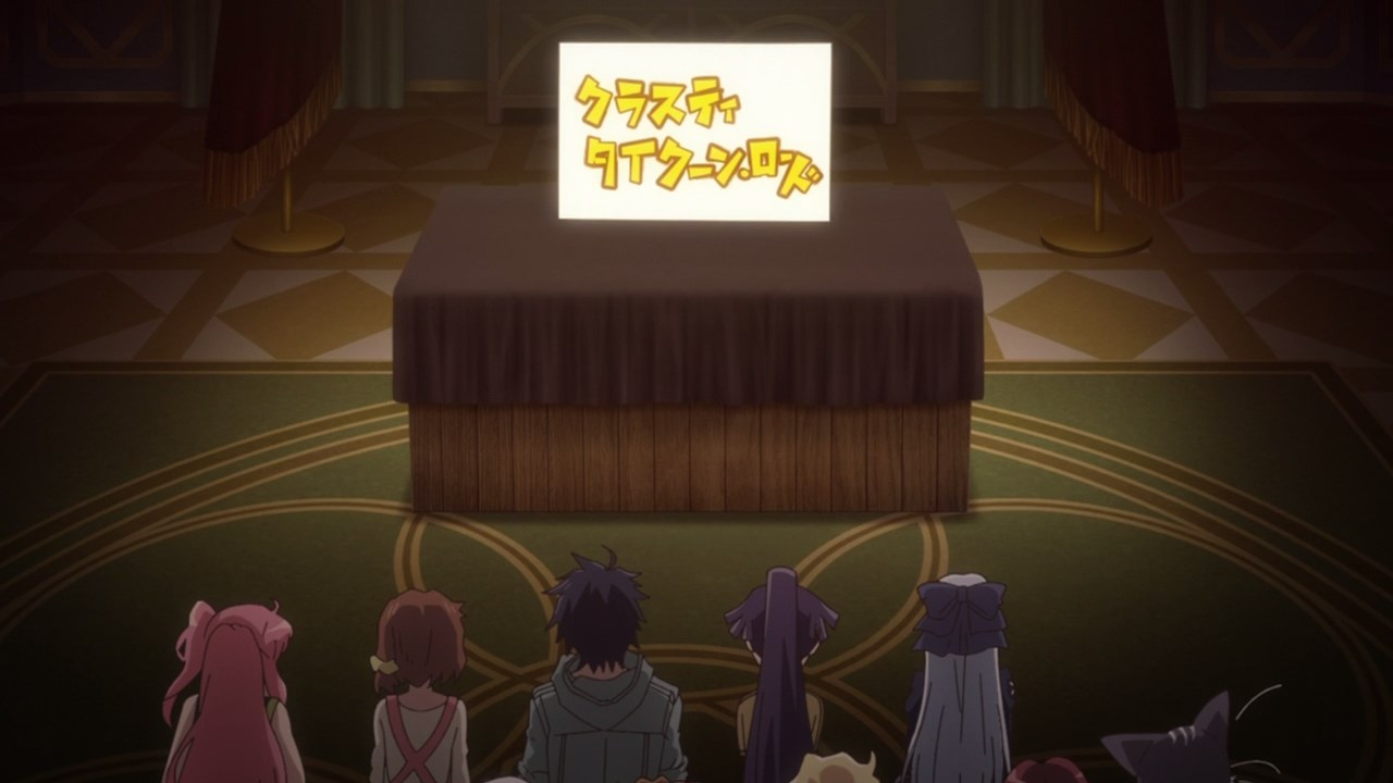Featured image for Log Horizon: Destruction of the Round Table Episode #06