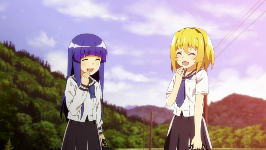 Featured image for Higurashi no Naku Koro ni Episode 18 Discussion & Gallery