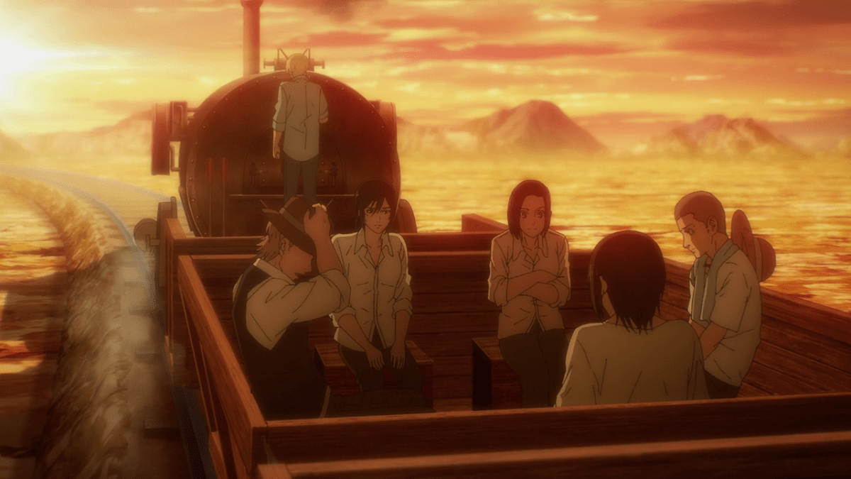 Featured image for Shingeki no Kyojin: The Final Season Episode 10