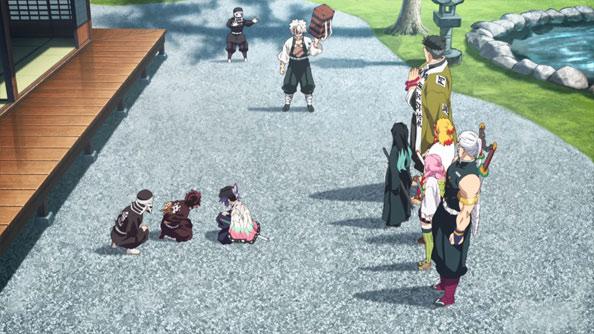 Featured image for Demon Slayer: Kimetsu no Yaiba – 22 –Nine Angry Hashira
