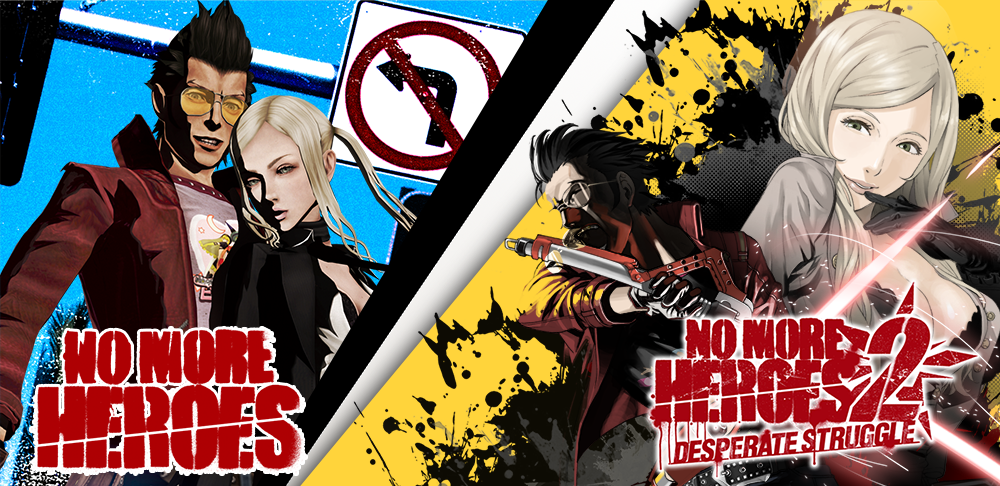 Featured image for No More Heroes 1+2 Review Link