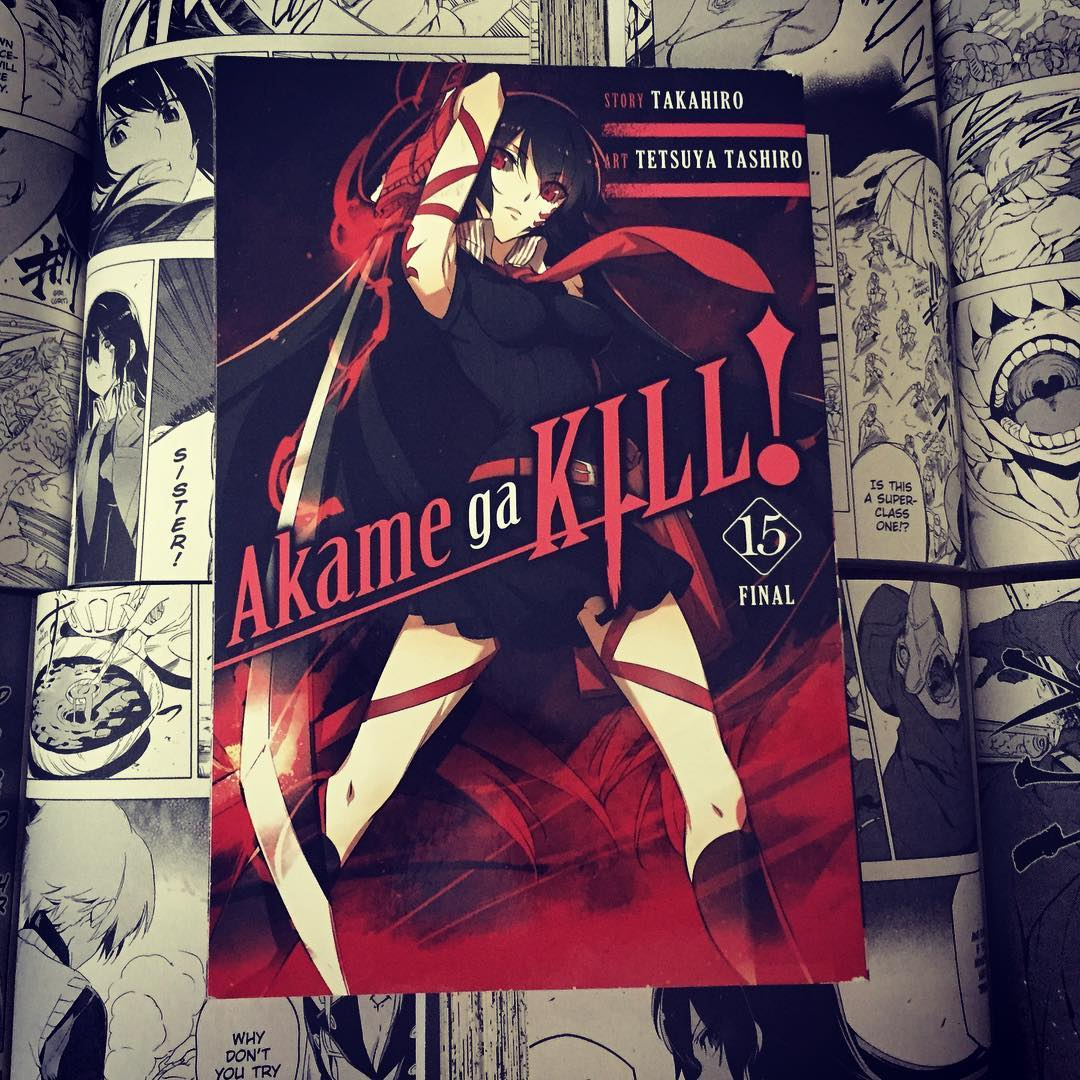 Featured image for Akame ga Kill! (Volume 15)