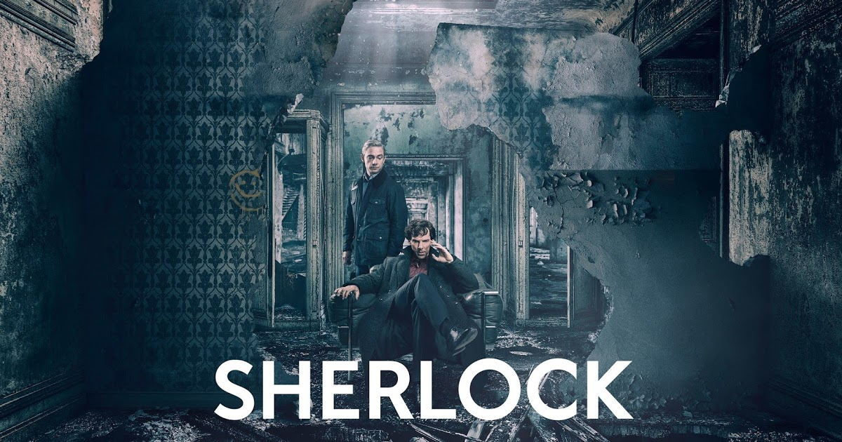 Featured image for TV: Sherlock (Series 1)