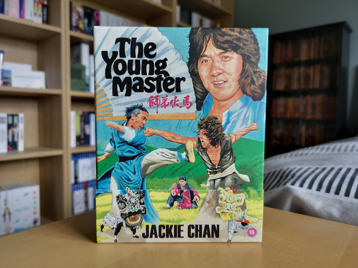 Featured image for The Young Master (Limited Edition Blu-ray) Unboxing