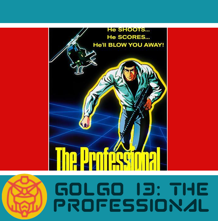 Featured image for Golgo 13: The Professional – A Paid Assassin at Work