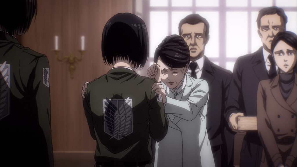 Featured image for Attack on Titan Season 4, Episode 10: Recap and Review