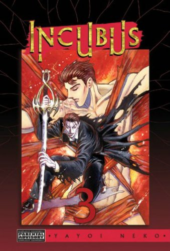 Featured image for Incubus: One of the BEST BL titles I've read… ever!*