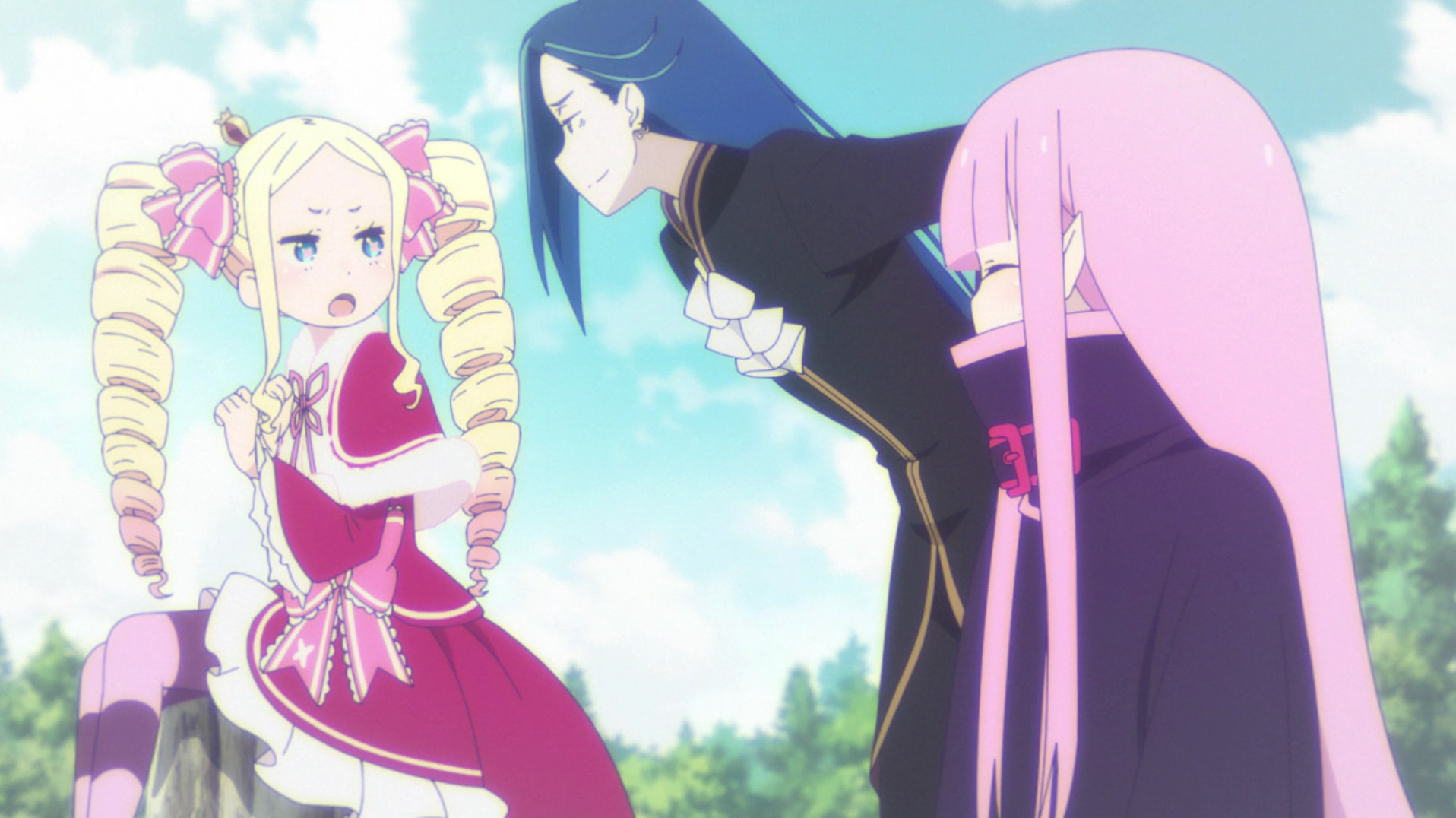 Featured image for Re:ZERO Season 2 Part 2 Episode 45 – A (Literally) Shattered Heart and Clown Face Off