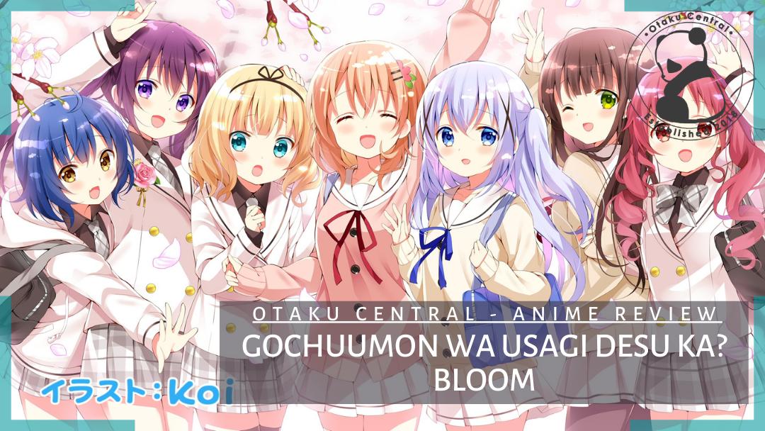 Featured image for Gochuumon wa Usagi Desu ka? Bloom | Anime Review