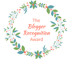 Featured image for The Blogger Recognition Award! (20/2/21)