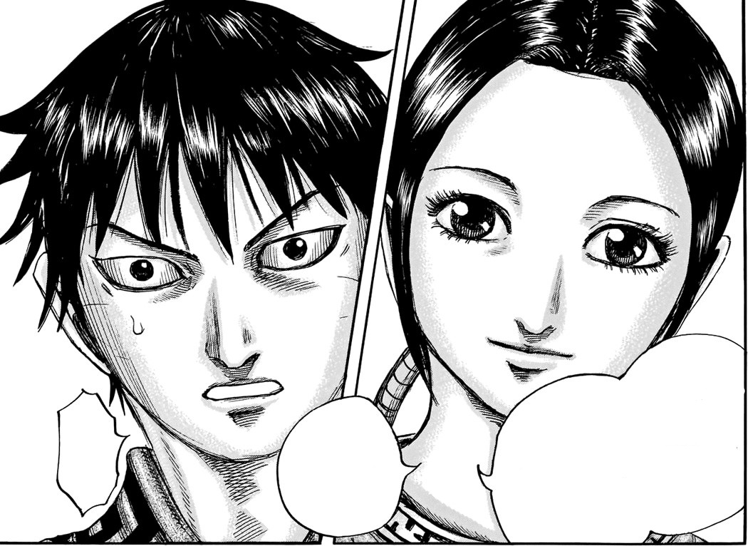 Featured image for Kyoukai and Shin's Relationship Discussion | Kingdom Manga Chapter 670 Review