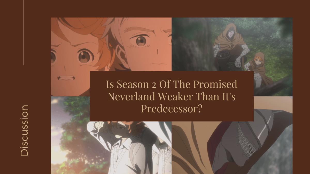 Featured image for Is Season 2 Of The Promised Neverland Weaker Than Its Predecessor?