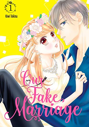 Featured image for Our Fake Marriage Manga Volume One Review