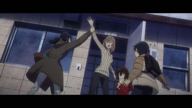 Featured image for Boku Dake ga Inai Machi episode 4: BAD END