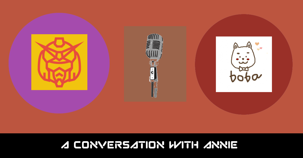 Featured image for A Conversation With Annie/EveningTeaMusings