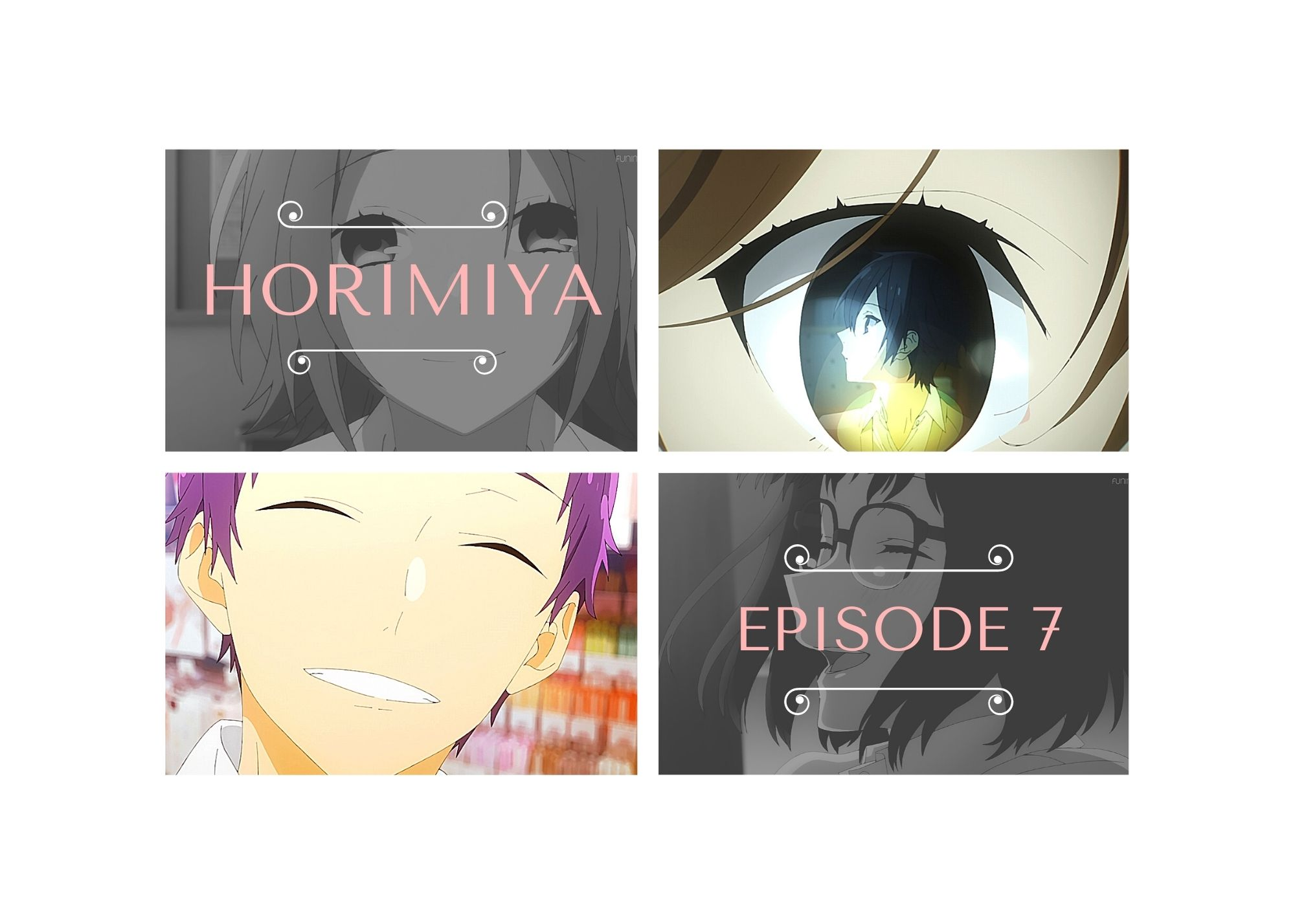 Featured image for Horimiya with IriMoya – episode 5 — I drink and watch anime