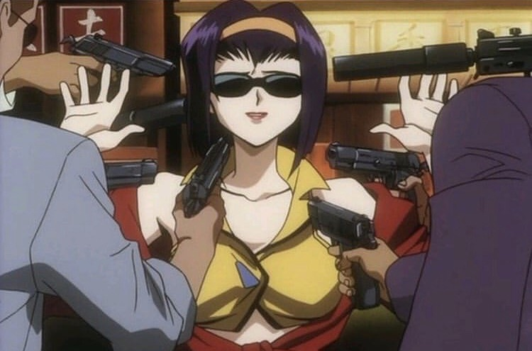 Featured image for Character Analysis: Faye Valentine