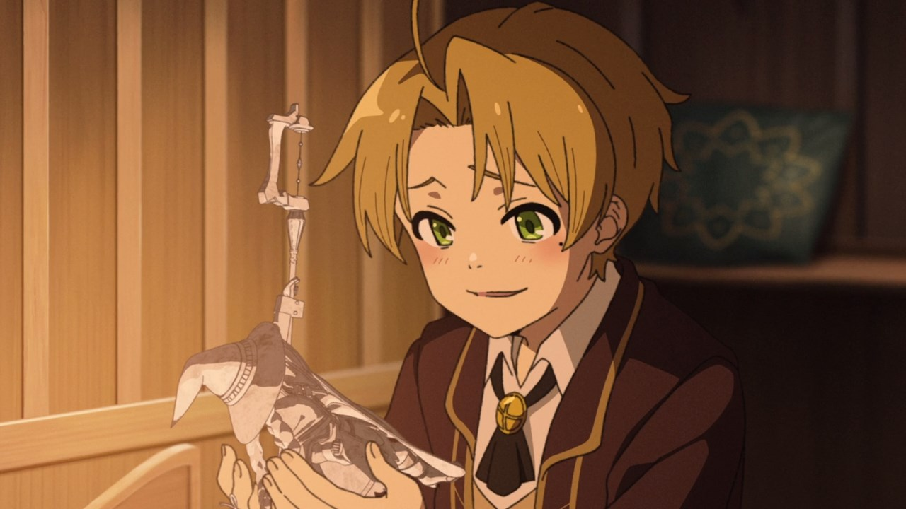 Featured image for Mushoku Tensei: Isekai Ittara Honki Dasu Episode #07