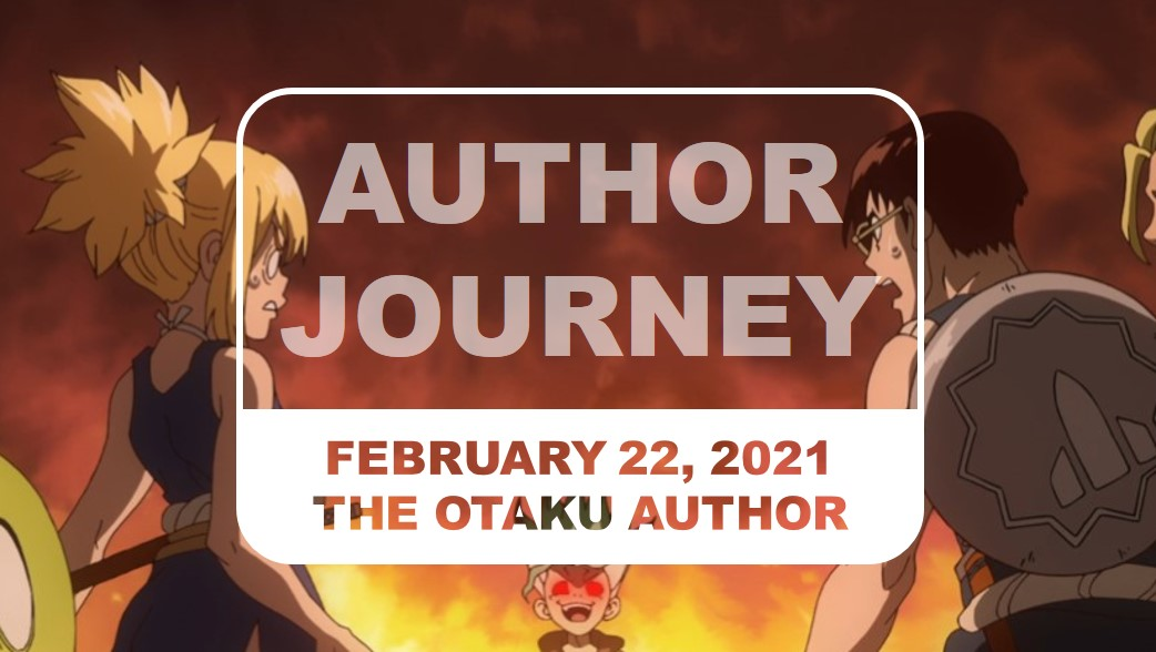 Featured image for Author Journey (February 22, 2021)