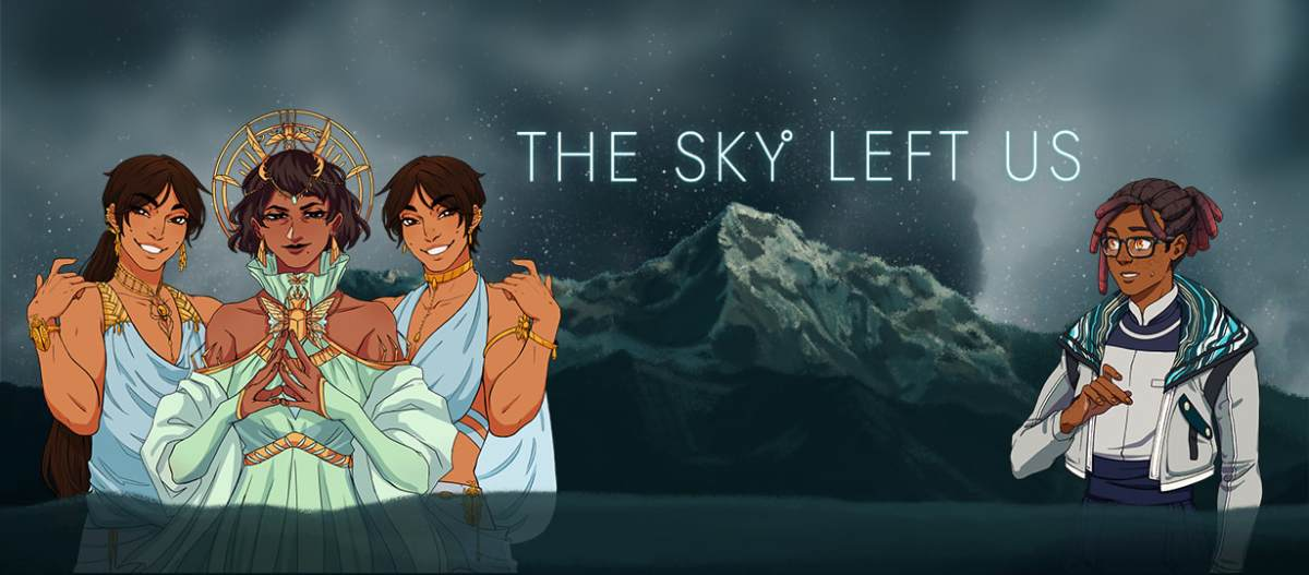 Background image for Melanin Friendly Games – The Sky Left Us