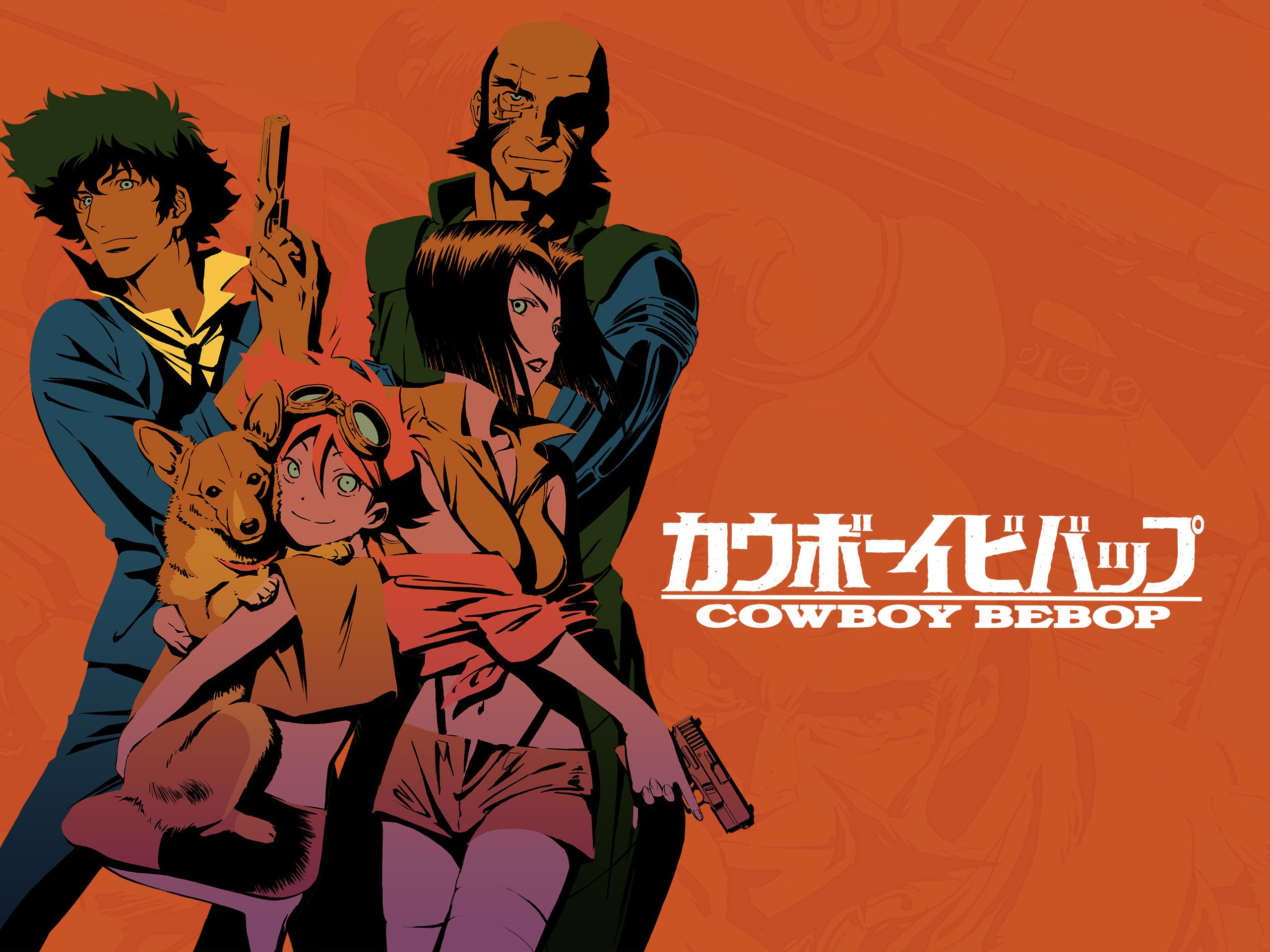 Featured image for An All-Time Classic – Cowboy Bebop Review