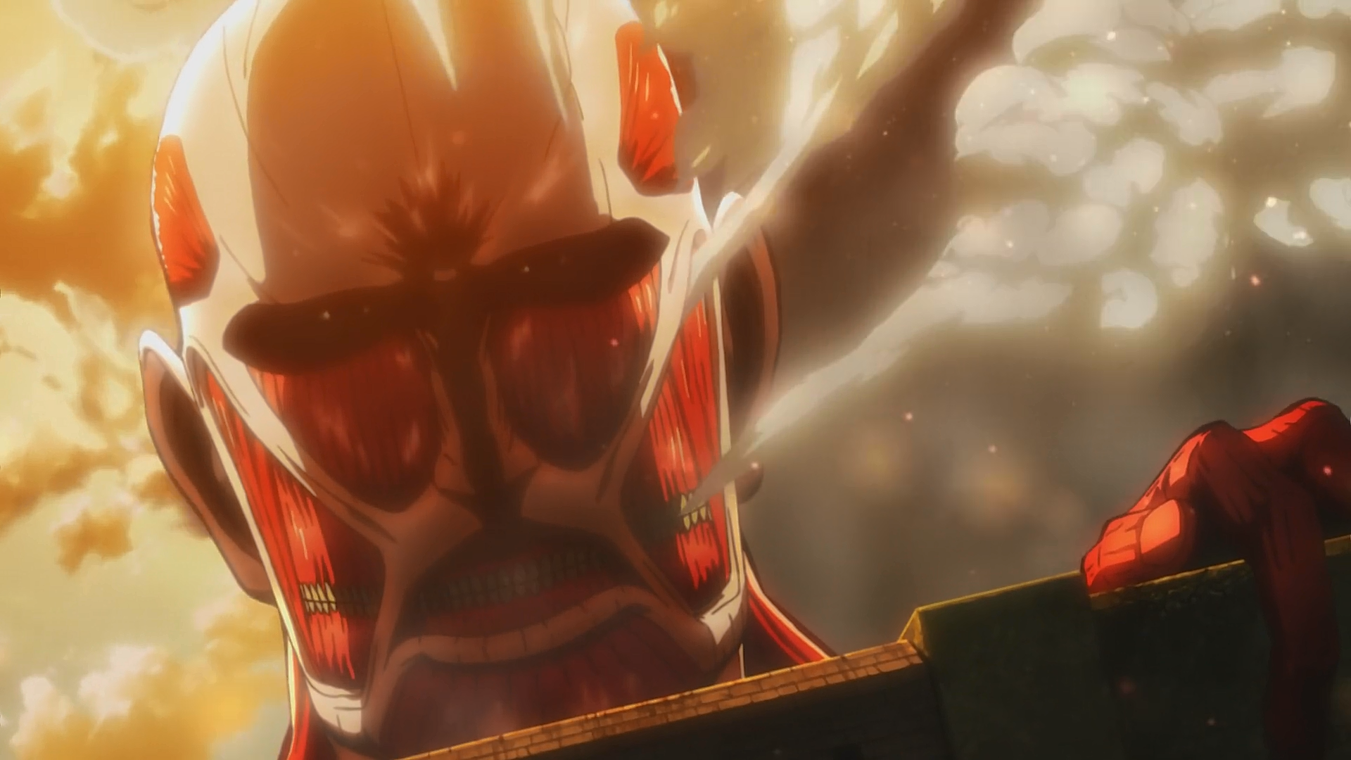 Featured image for The Best Moments from Attack on Titan Season 1!
