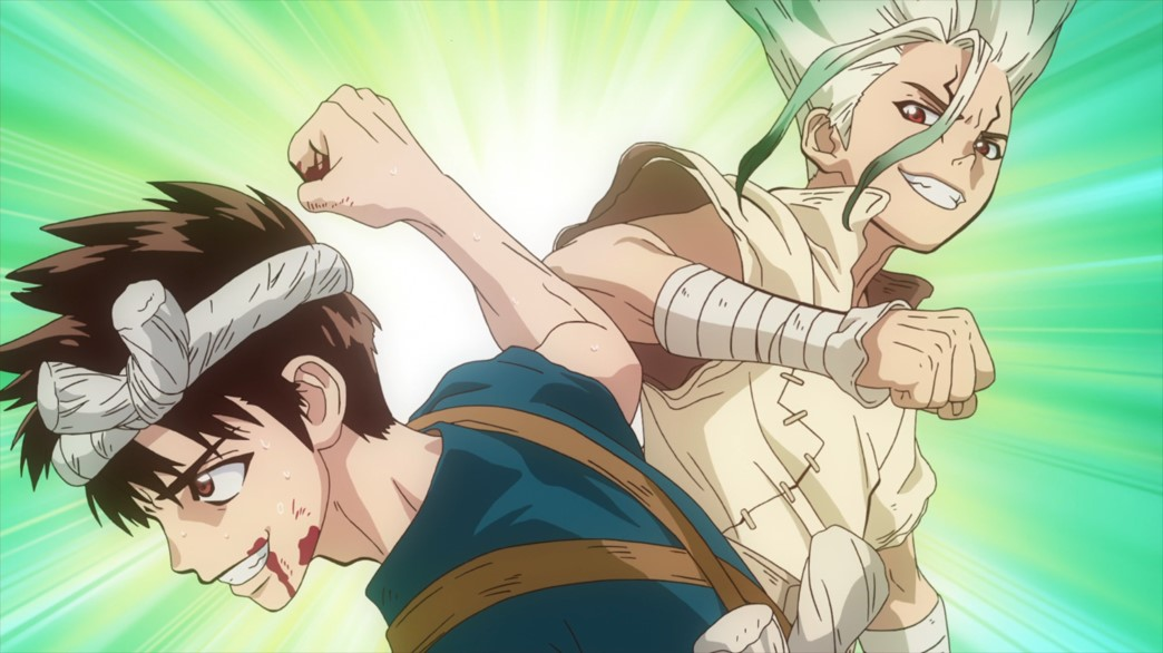 Featured image for Dr. Stone: Stone Wars (Episode 6) – Prison Break