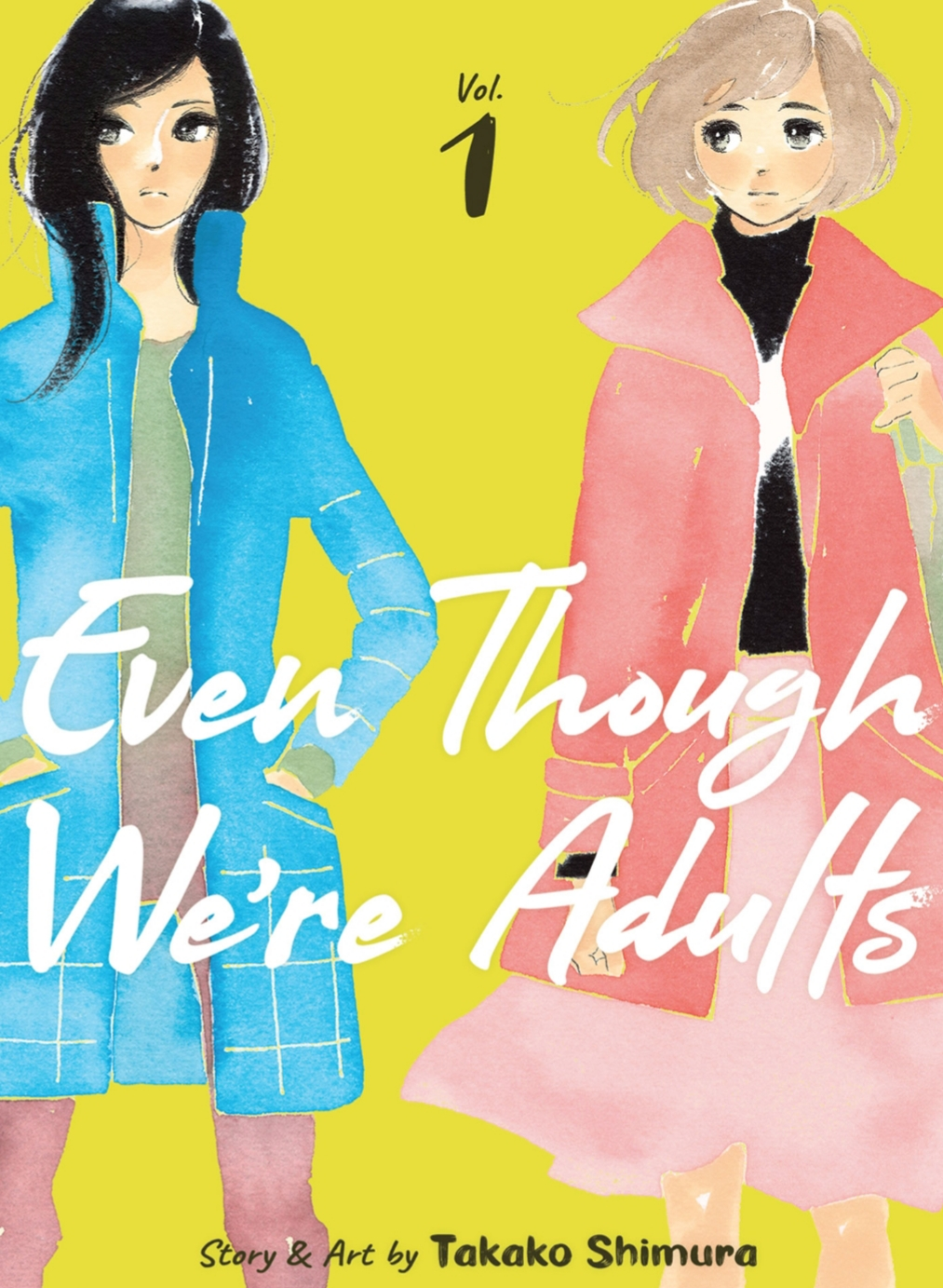 Featured image for Even Though We're Adults Vol. 1 Review