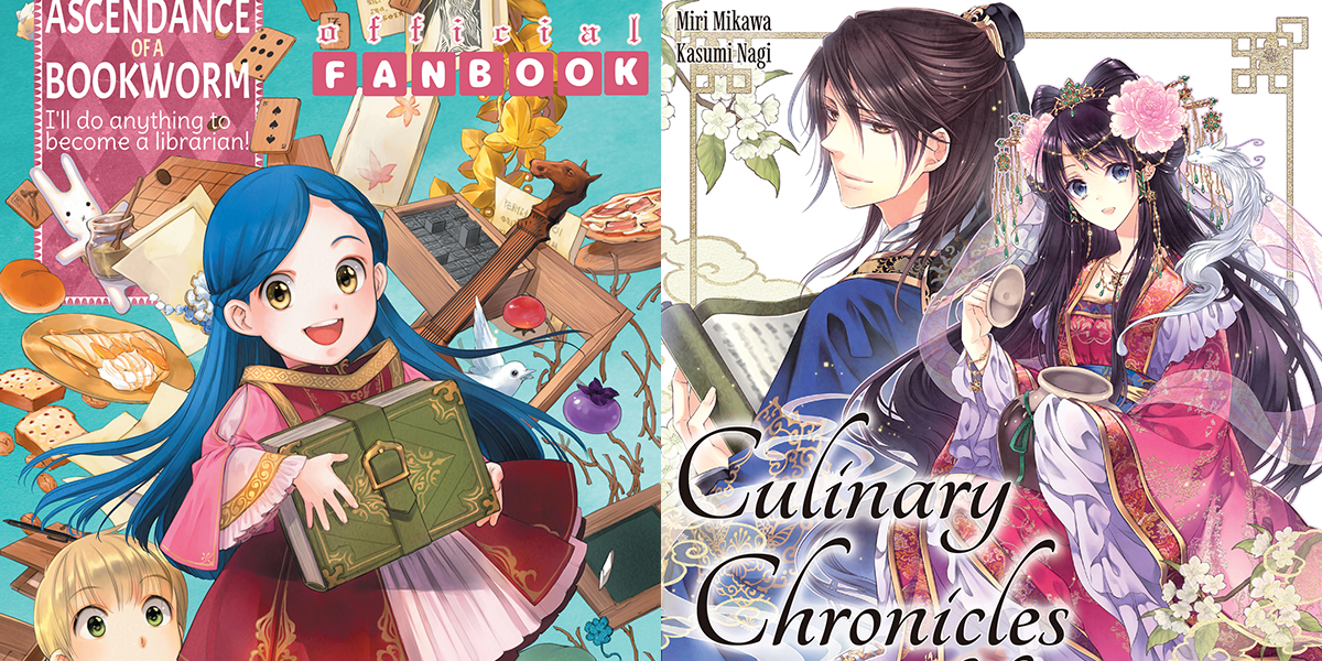 Featured image for J-Novel Club Adds 2 New Licenses and 9 Series Receiving Print Editions