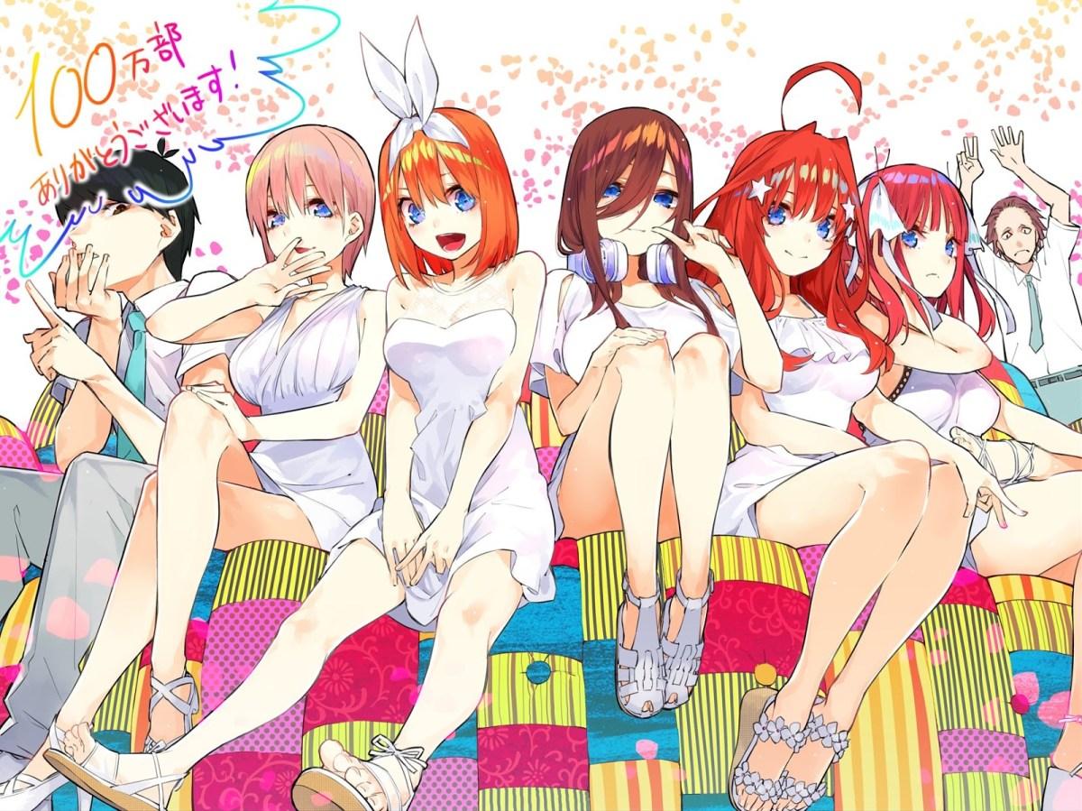 Featured image for Gotoubun no Hanayome