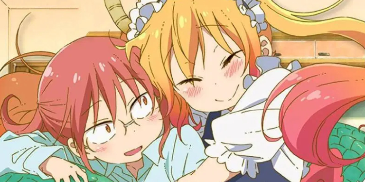 Featured image for Miss Kobayashi's Dragon Maid S cast raps about what S means