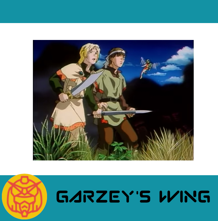 Featured image for Garzey's Wing: I Must Make Sense of this Convoluted Situation
