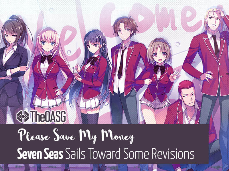 Featured image for Seven Seas Sails Toward Some Revisions