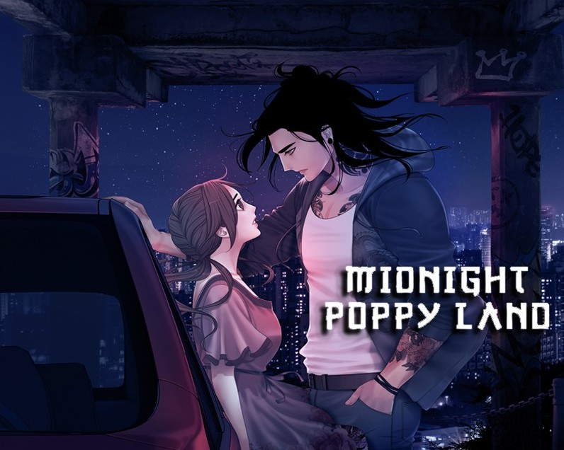 Featured image for Webcomic Wednesday: Midnight Poppy Land Webtoon Season One Comic Review