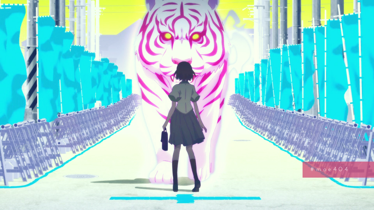 Background image for r#108 – nekomonogatari (white): tsubasa tiger