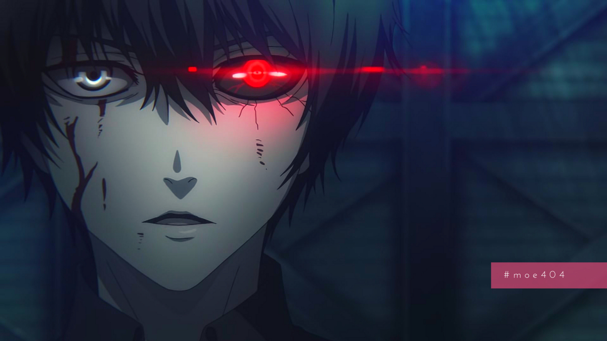 Featured image for r#116 – tokyo ghoul:re