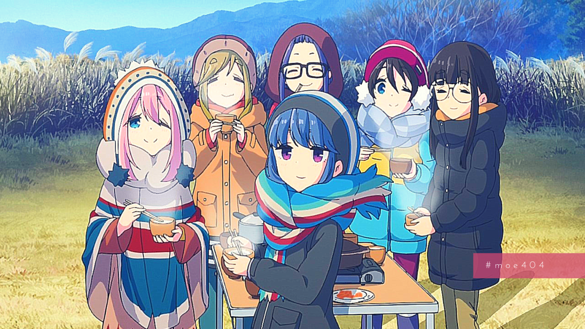 Featured image for r#121 – yuru camp△