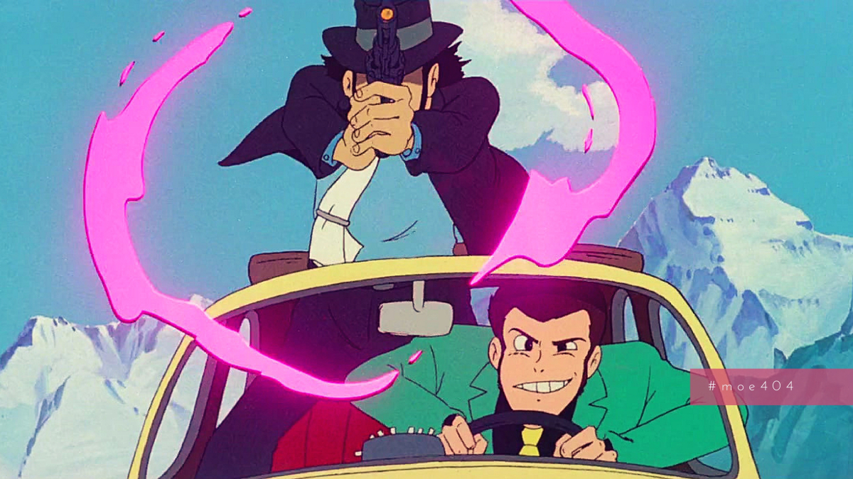 Featured image for r#99 – lupin the 3rd: the castle of cagliostro