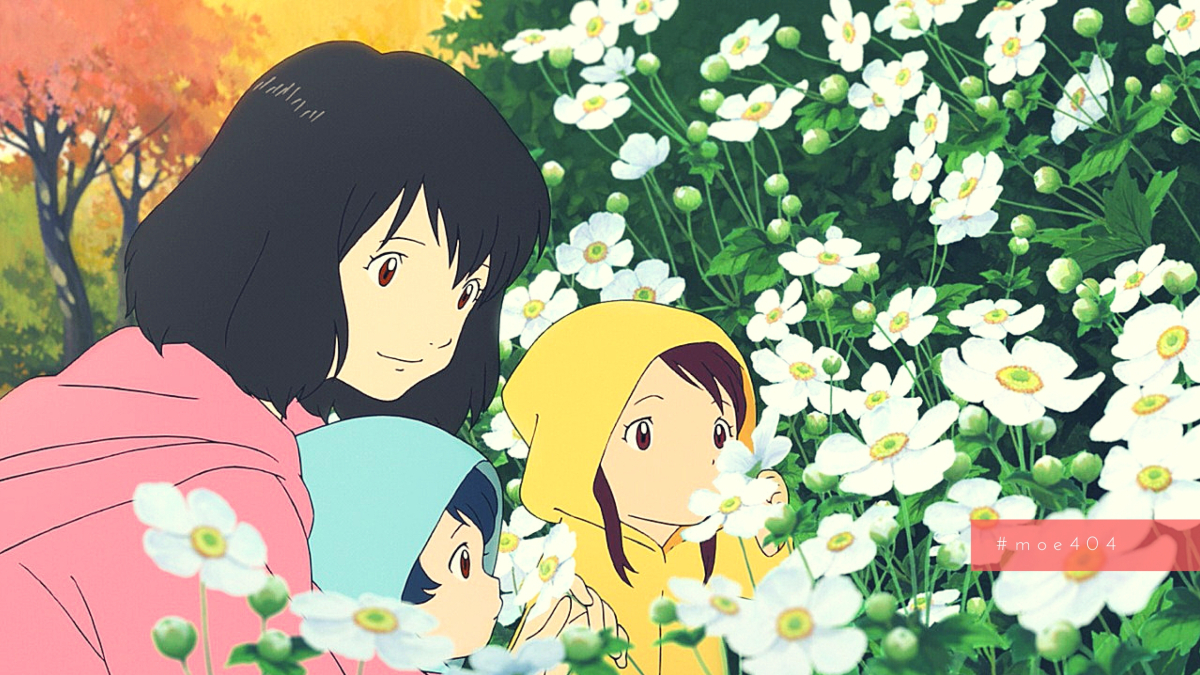 Featured image for r#85 – the wolf children rain and snow