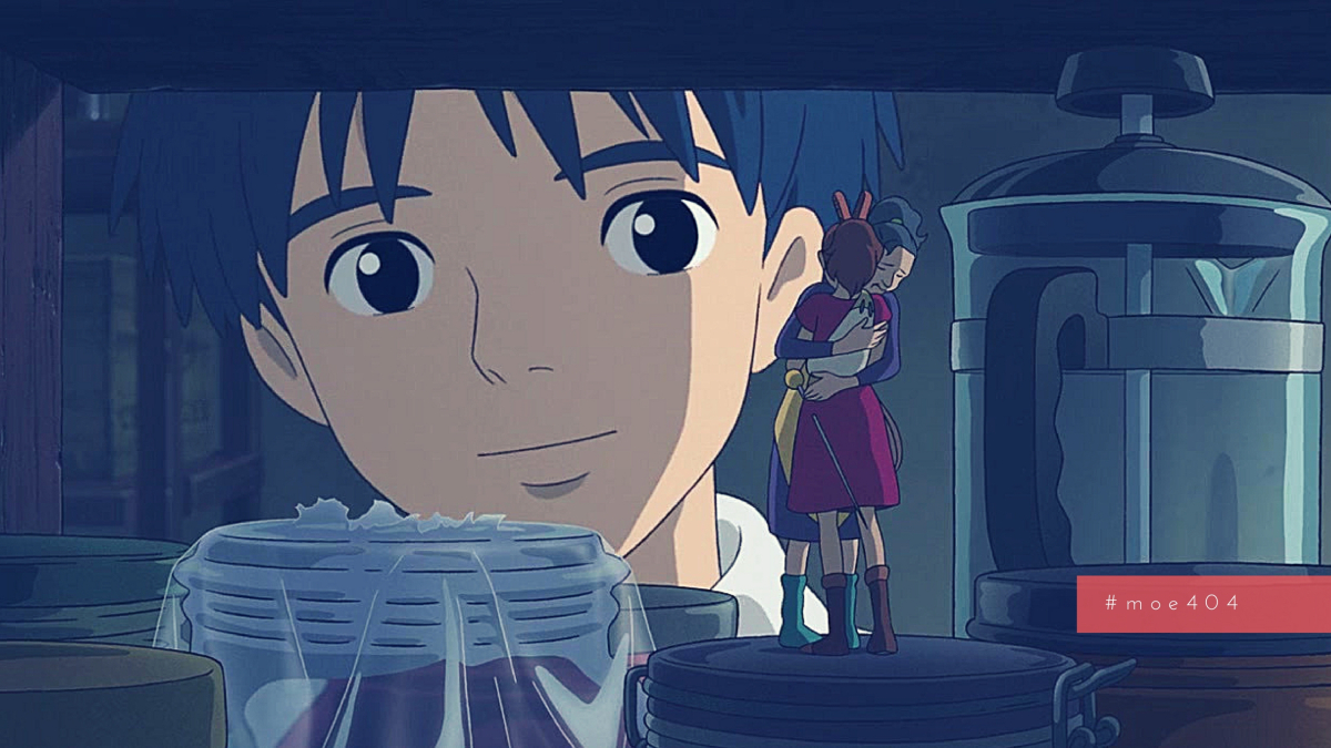 Featured image for r#83 – the secret world of arrietty