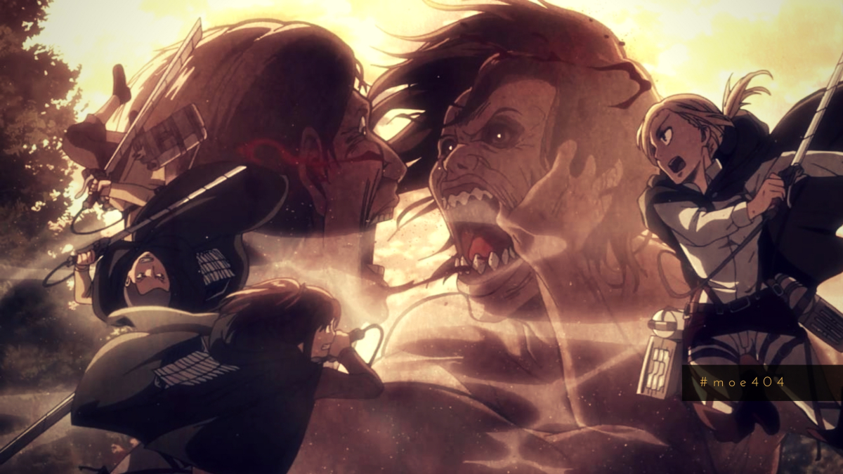 Featured image for r#45 – attack on titan season 2