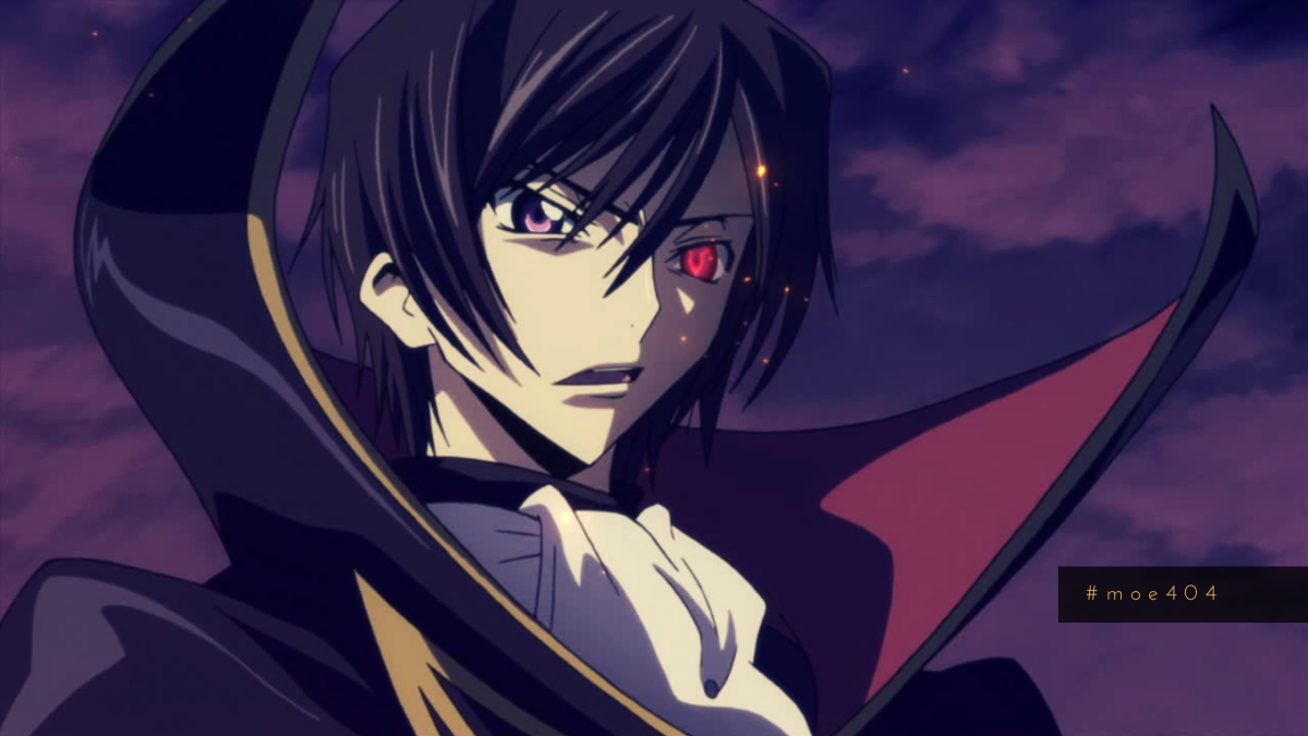 Featured image for r#60 – code geass: lelouch of the rebellion
