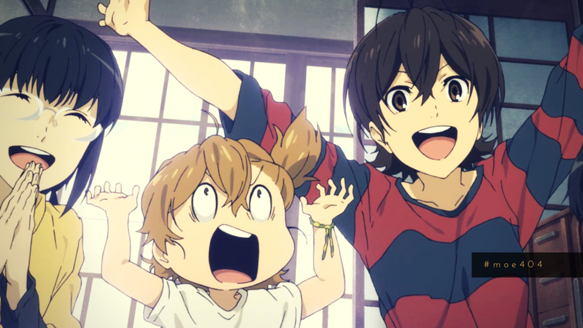 Featured image for r#46 – barakamon