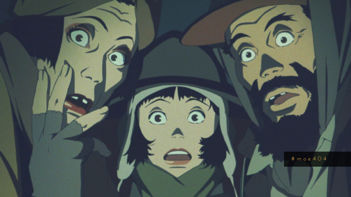 Featured image for r#76 – tokyo godfathers